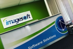 Imagesoft Reception Signage