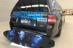 Sandman & Avatar Surfboard