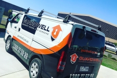 Guardwell Van 2