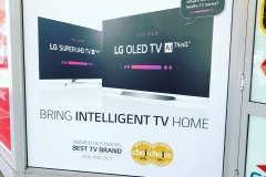Harvey Norman LG OLED TV Advertisment